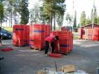 Praca w Szwecji przy zbiorach jagody, borówki i maliny moroszki 2014